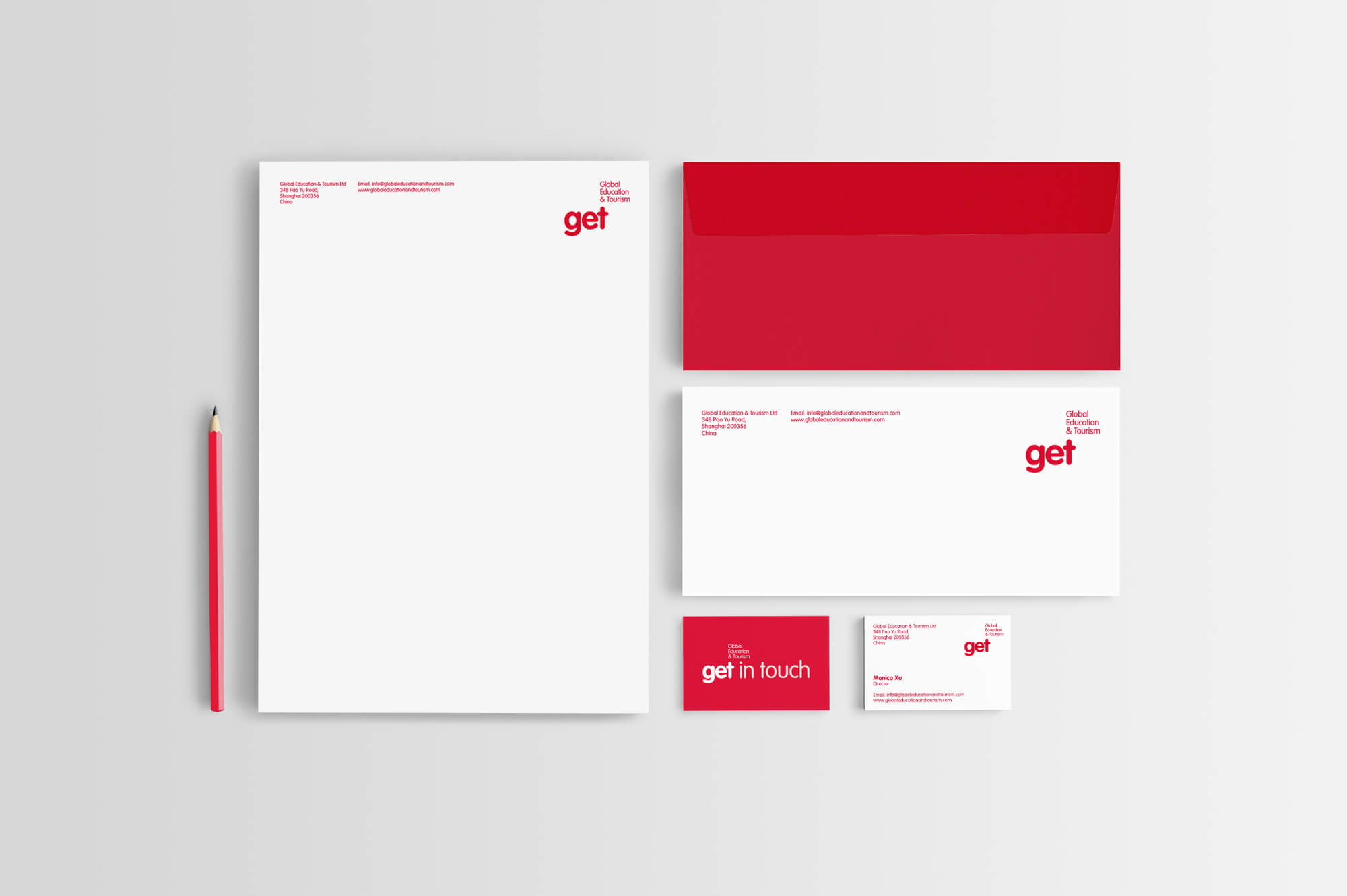 Global Education and Tourism Stationery