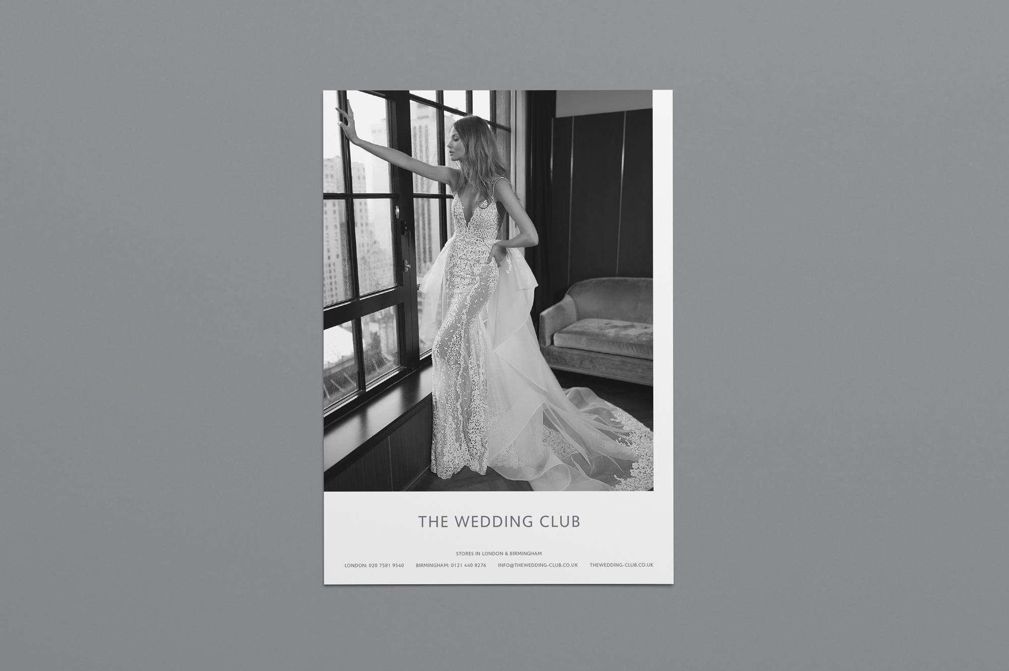 The Wedding Club Advert