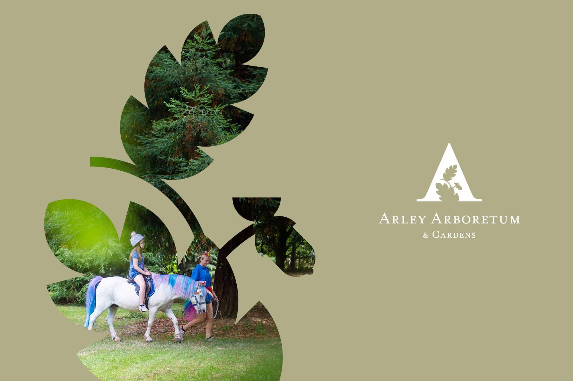 Arley Arboretum Unicorn Rides