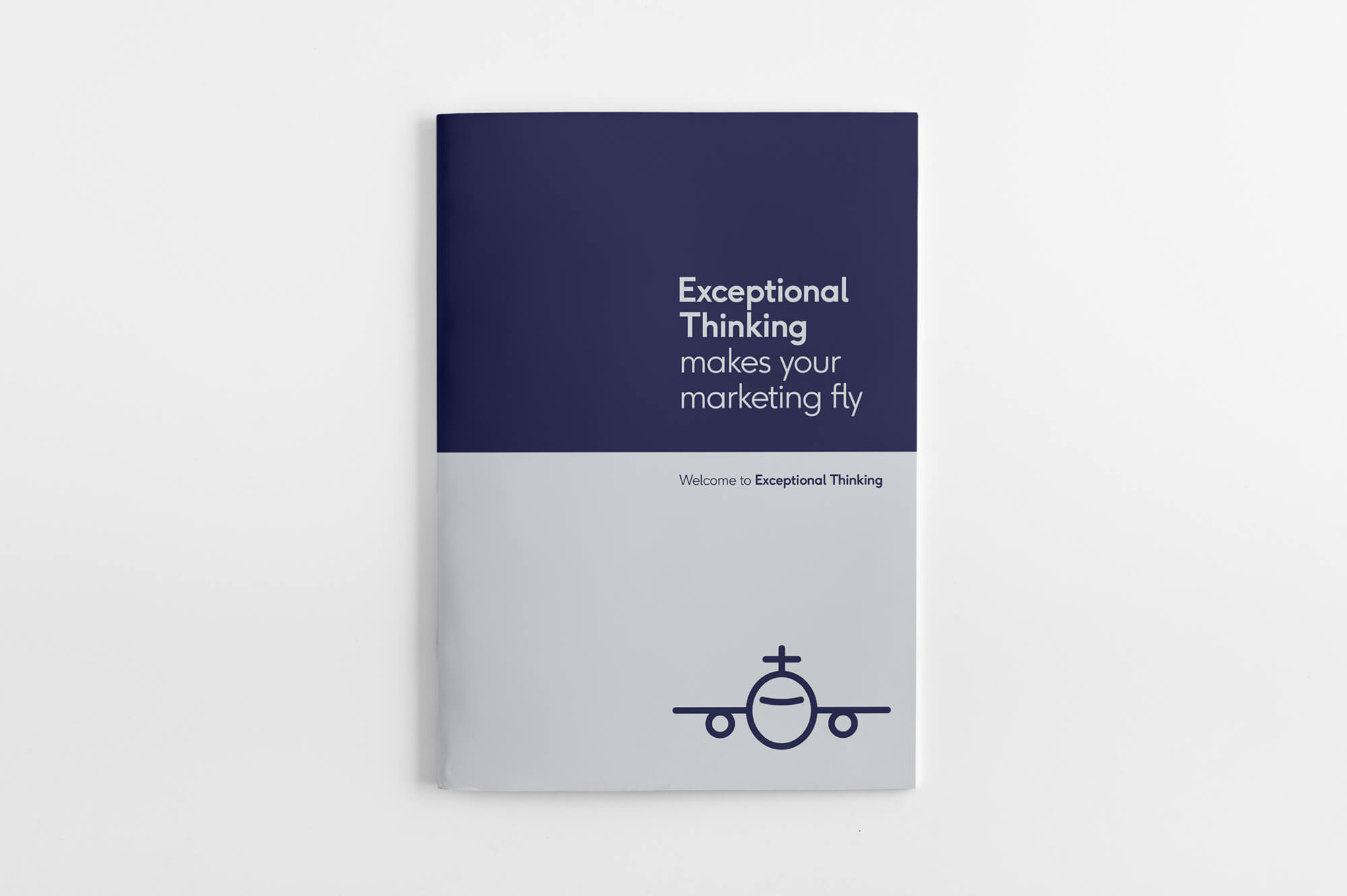 Exceptional Thinking Booklet