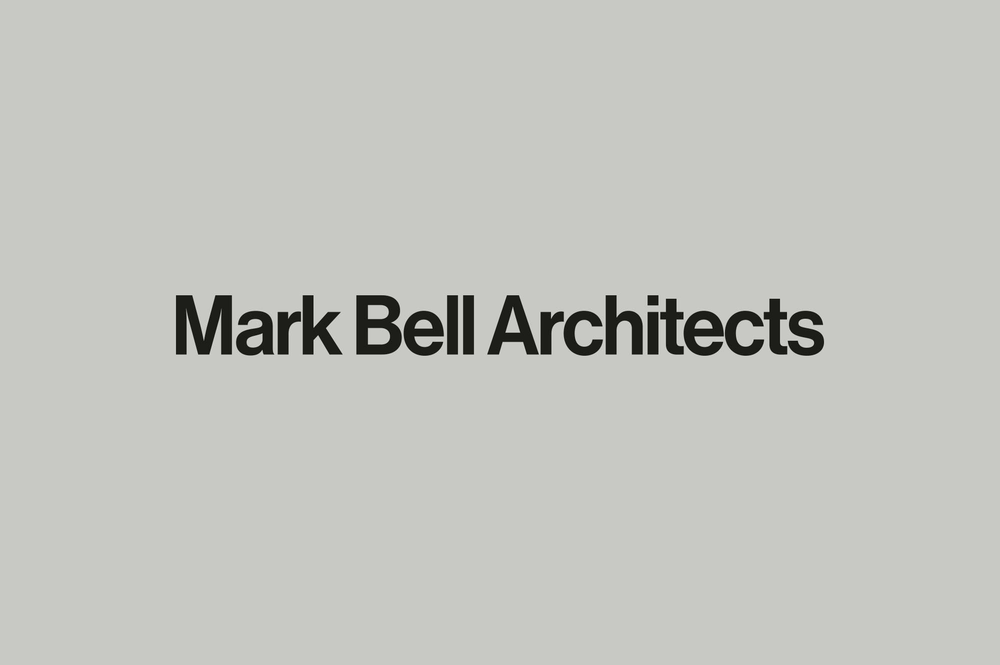 Mark Bell Architects Logo