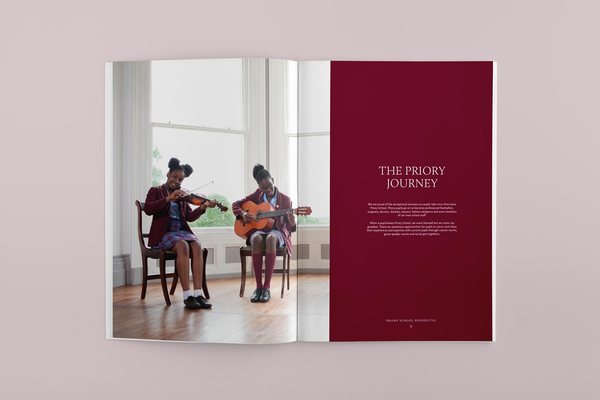 Priory School Prospectus