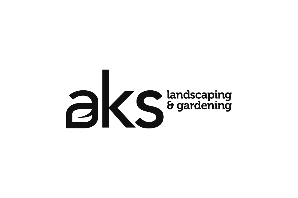 AKS Landscaping Logo