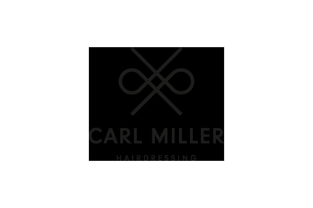 Carl Miller Hairdressing Logo